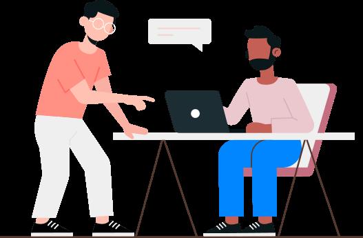 Réalisation d'un brief Dans un premier temps, nous réalisons un audit de votre communication digitale actuelle, afin de détecter les anomalies et les axes d'amélioration. Ensuite, nous concevons ensemble un brief pour mieux connaître votre entreprise et son histoire, ce qui nous permettra de définir une ligne éditoriale et un contenu pertinent en adéquation avec votre culture et vos valeurs.
